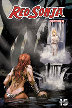 Image: Red Sonja Vol. 05 #5 (incentive cover - Bob Q) (10-copy) - Dynamite