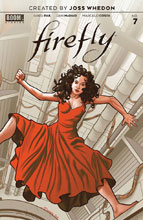 Image: Firefly #7 (variant Preorder cover - Quinones) - Boom! Studios