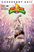 Image: Mighty Morphin Power Rangers #40 - Boom! Studios