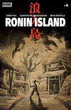 Image: Ronin Island #4 (variant Preorder cover - Young) - Boom! Studios