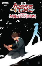 Image: Adventure Time: Marcy & Simon #6 (variant Preorder cover - Simon) - Boom! Studios