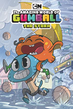 Image: Amazing World Gumball Original: The Storm SC  - Boom! Studios