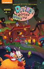 Image: Rocko's Modern Afterlife #3 (variant Preorder cover - McCormick) - Boom! Studios
