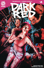 Image: Dark Red #4 - Aftershock Comics
