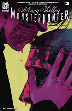 Image: Mary Shelley: Monster Hunter #3 - Aftershock Comics