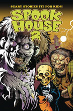 Image: Spookhouse Vol. 02 SC  - Albatross Funnybooks