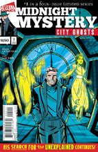 Image: Midnight Mystery Vol. 2: City of Ghosts #1 - Alterna Comics