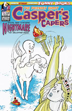 Image: Casper Capers #5 - American Mythology Productions