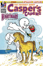Image: Casper Capers #5 (variant cover) - American Mythology Productions