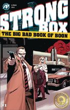 Image: Strong Box: Big Bad Book of Boon #1 - Antarctic Press