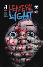 Image: Leave on the Light #1 (variant cover - Foil) - Antarctic Press
