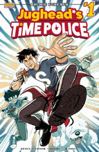 Image: Jughead's Time Police #1 (cover A - Charm) - Archie Comic Publications