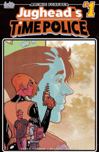Image: Jughead's Time Police #1 (cover B - Boss) - Archie Comic Publications