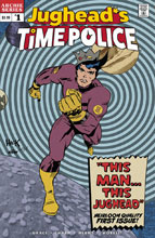 Image: Jughead's Time Police #1 (cover D - Hack) - Archie Comic Publications