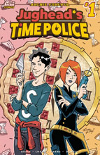 Image: Jughead's Time Police #1 (cover E - Yardley) - Archie Comic Publications