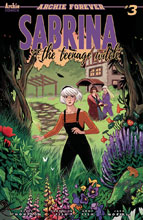 Image: Sabrina the Teenage Witch #3 (cover A - Fish) - Archie Comic Publications