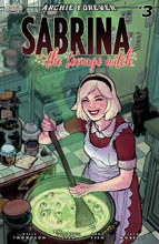 Image: Sabrina the Teenage Witch #3 (cover B - Ibanez) - Archie Comic Publications