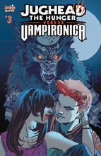 Image: Jughead the Hunger vs. Vampironica #3 (cover A - Pat & Tim Kennedy) - Archie Comic Publications