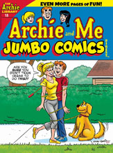Image: Archie and Me Jumbo Comics Digest #18 - Archie Comic Publications