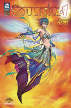 Image: Soulfire Vol. 8 #1 (cover B - Turner) - Aspen MLT Inc