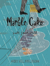 Image: Marble Cake GN  - Avery Hill Publishing