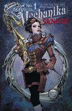 Image: Lady Mechanika: Sangre #1 - Benitez Productions