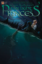 Image: George McDonald's Light Princess #5 - Cave Pictures Publishing