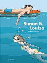 Image: Simon & Louise GN  - Conundrum Press