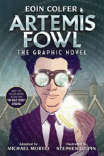 Image: Eion Colfer: Artemis Fowl GN  (Movie edition) - Disney - Hyperion