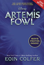 Image: Art and Making of Artemis Fowl HC  - Disney Editions