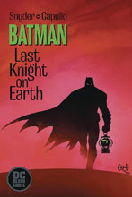 Image: Batman: Last Knight on Earth #1 (DFE signed - Capullo) - Dynamic Forces