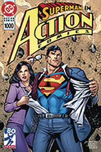 Image: Action Comics #1000 (variant cover - 90s) (DFE signed - Nowlan [Silver]) - Dynamic Forces