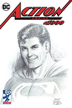 Image: Action Comics #1000 (variant cover - Swan) (DFE signed - Tomasi [Gold]) - Dynamic Forces