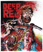 Image: Deep Red Vol. 4 #1 - Fantaco Enterprises Inc.