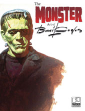 Image: Monster Art of Basil Gogos SC  - Fantaco Enterprises Inc.