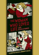 Image: EC Johnny Craig: Woman Who Loved Life HC  - Fantagraphics Books