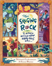 Image: Singing Rock & Other Brand New Fairy Tales HC  - First Second (:01)