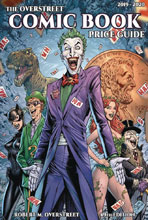 Image: Overstreet Comic Book Price Guide 49th Edition SC  (Batman's Rogues Gallery cover) - Gemstone Publishing