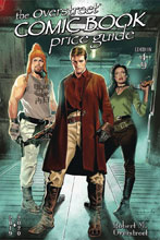Image: Overstreet Comic Book Price Guide 49th Edition HC  (Firefly cover) - Gemstone Publishing