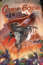 Image: Overstreet Comic Book Price Guide 49th Edition HC  (Hall of Fame Zorro cover) - Gemstone Publishing