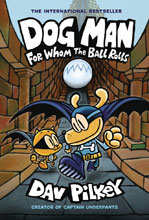 Image: Dog Man Vol. 07: For Whom the Ball Rolls GN  - Graphix