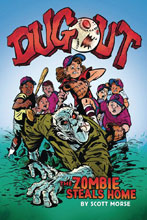 Image: Dugout Vol. 01: Zombie Steals Home GN HC  - Graphix