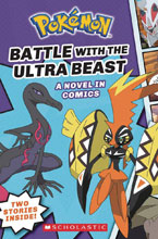 Image: Pokemon Comic Novel #1: Battle with Ultra Beast GN  - Graphix