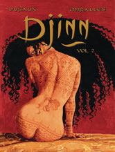 Image: Djinn Vol. 02 GN  - Insight Comics