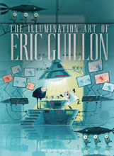 Image: Illumination: Art of Eric Guillon HC  - Insight Editions