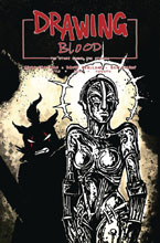 Image: Drawing Blood: Splilled Ink #2 (cover B - Eastman) - Kevin Eastman Studios