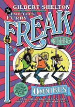 Image: Fabulous Furry Freak Bros. Compendium SC  - Knockabout Comics