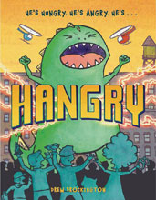 Image: Hangry GN  (Young Readers) - Little Brown Book For Young Re
