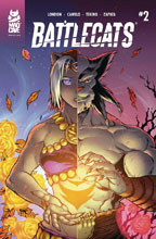 Image: Battlecats Vol. 2 #2 - Mad Cave Studios