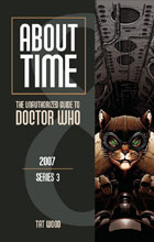 Image: About Time: The Unauthorized Guide to Doctor Who Vol. 08 - 2007 Series 3 SC  - Mad Norwegian Press